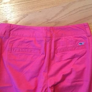 Vineyard Vines Pants - Vineyard Vines pink pants